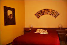 Camera I Delfini | Bed and Breakfast I 2 leoni - Firenze